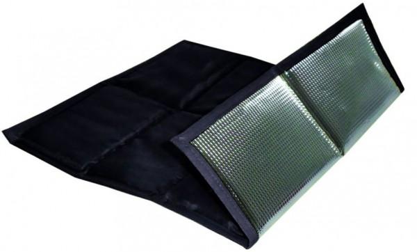 Comfort Sitzkissen, 4 Farben Auswahl - Stadionkissen incl. Zuzieh-Beutel, Groß, leicht