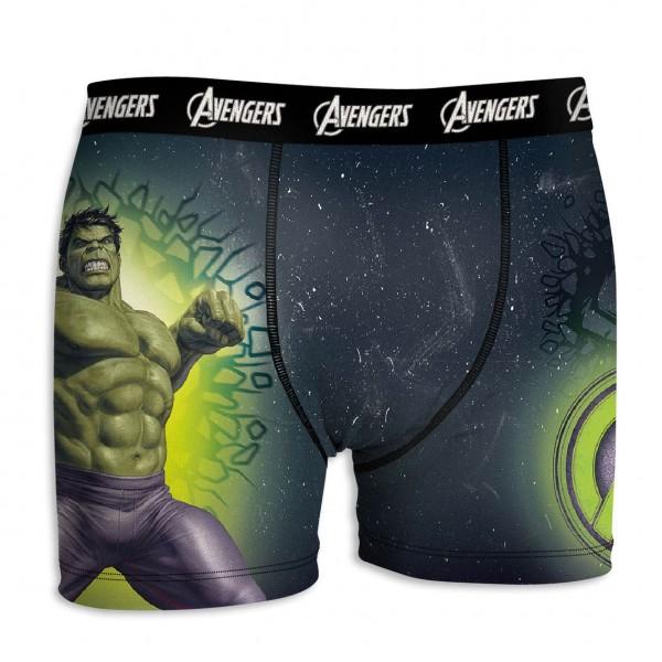 "Marvel Avengers Herren Boxershort ""Hulk"" in allen Größen"